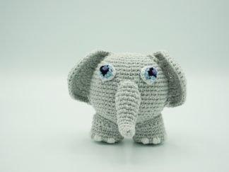 Elefant Häkelanleitung