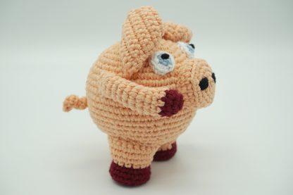Schwein Häkelanleitung