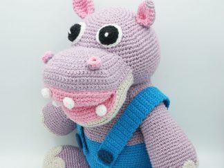 Hippo Häkelanleitung